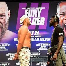 Fury v Wilder rematch postponed after ...