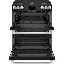 double oven gas range. Ft. Slide-In Double Oven Gas Range With Lower Convection