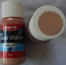 Waproo Colour Chart