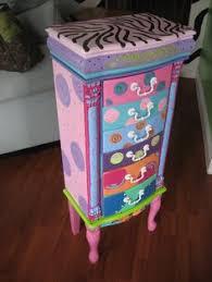 whimsical painted furniturePainted Furniture  paintedfurniture whimsical  Painted