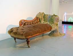 ... Weird Couch Great STRANGE FARM FURNITURE COOL COUCH LOOKS ;LIKE A GIANT  PIG!