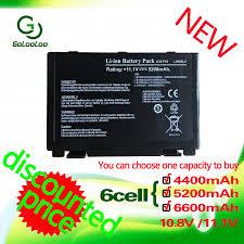 [d2d04] Golooloo Laptop battery for <b>Asus</b> k70ij k70ac p50ij X70ab ...