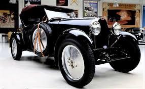 Bugatti type 35s were the cars that put bugatti on the map in the 1920s. 1929 Bugatti Type 40 Grand Sport Explored On Jay Leno S Garage