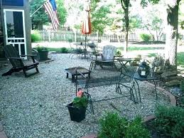pea gravel patio designs backyard fire pit designs ideas pea gravel patio 1 around landscaping pea gravel patio good idea