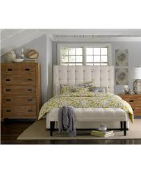 Lesley Bedroom Furniture Collection Tufted Headboards And Sofas Macys