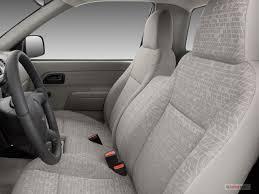 2008 chevrolet colorado front seat