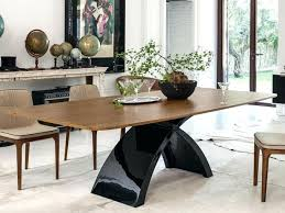 full size of dining table wooden top metal legs tulip wood white base classic by modern
