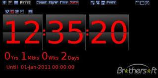 49 Wallpaper Countdown Clock Free On Wallpapersafari