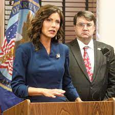 Who is Kristi L. Noem- the Governor of ...