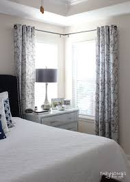 Beautiful Ideas Curtains For Corner Windows Pretentious Inspiration Best 25  On Pinterest Curtain Rod