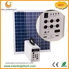solarbright portable small house emergency solar energy power lighting home system off grid led light solar