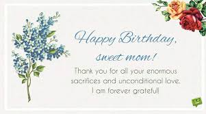 Happy Birthday Daughter Quotes From A Mother 4 Best Happy Birthday Mom Birthday Greetings For Mother