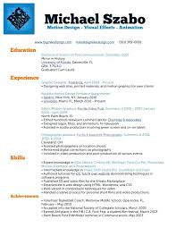 my resume what should my resume look like districte15 info