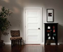 white interior door. Fine Interior Bright White Interior Door Ina Room With Hardwood Floors With White Interior Door O