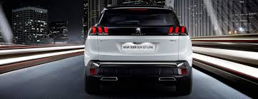 2018 peugeot 3008 price. interesting 2018 peugeot 3008 suv rear view with 2018 peugeot price