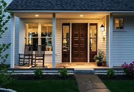 Front Porch Columns Ideas Designs Sweet With Lights And . Front Porch  Columns Wood Square Ideas ...