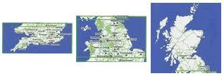 Mapsend Bluenav Charts Magellan Explorist 400 Topo Uk France And Mapsend Bluenav Maps