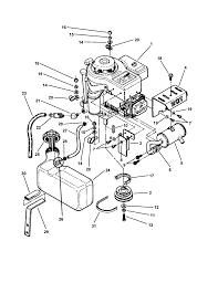 Wiring diagram old snapper lawn mower