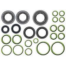 gasket seal. o-ring \u0026 gasket a/c system seal kit l