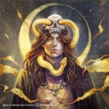 Freya Con Alas De Alcon Loki Art Calendar 24 By Cristianaleonedeviantart On 14