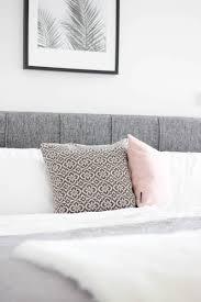 Schlafzimmer In Weiß Und Grau Gestalten Deko Ideen Schlafzimmer