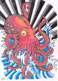 Small Picture Best 25 Octopus tattoo design ideas on Pinterest Octopus tattoo