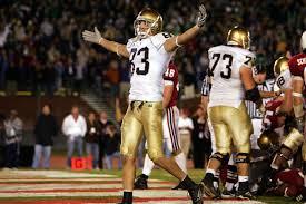 2005 Usc Football Roster Remember When Notre Dames Brady Quinn Was A Golden God
