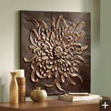 homely design bronze metal wall art small home decoration ideas unique pictures antique chrysanthemum brushed finish on antique bronze metal wall art with bold design ideas bronze metal wall art best of terrific