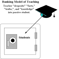 freire banking concept essay