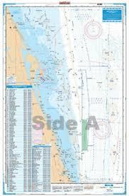 Free Fishing Charts Florida Sportsman Fishing Chart No 04 Canaveral Oak Hill