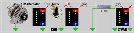 installing a redarc dual battery system the offroad aussie dual battery wiring diagram camper at Dual Battery Charging System Diagram