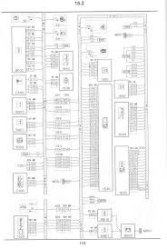 citroen c5 fuse box layout citroen wiring diagrams
