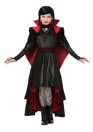 Delightful Girls Vampire Vixen Costume