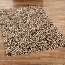 mainstream leopard print rug rugs target home goods area animal runner at