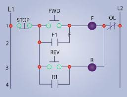facility electrical control circuits wiki odesie by tech transfer figure 25 motor control circuit before adding auxiliary contacts