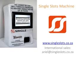 Single Cigarette Vending Machine Beauteous Single Slots Single Stick Cigarette Machine