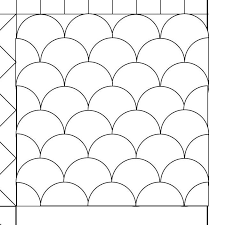 Quilting Pattern Templates quilt templates printable simple ... & ... Quilting Pattern Templates wavy line quilting template mystery bay quilt  design ... Adamdwight.com