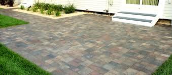 paver patio design and installation