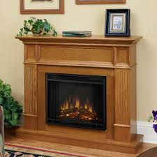 electric fireplace oak lovely real flame camden 45 inch electric fireplace light oak gas log guys