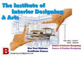 Interior Designers Institute Custom Institute Of Interior Designing Arts Gulshan E Iqbal Karachi Karachi