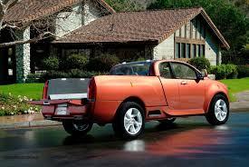 Truck Rewind: Kia Mojave Pickup Truck Concept: Kind-a Sort-a Maybe ...