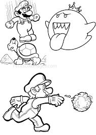 Unique Coloriages Mario Chat A Imprimer