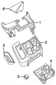 dodge truck interior parts mopar parts jim s auto parts 2006 08 dodge ram center console manual trans