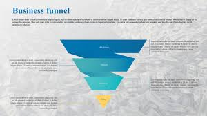 Funnel Powerpoint Template Free Business Funnels Presentation Template Free Powerpoint
