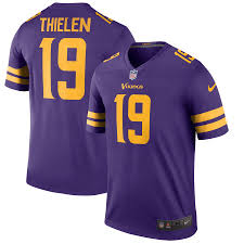 Player Nike Purple Thielen Vikings Jersey Rush Color Adam Minnesota Legend Men's|NFL Draft 2019: 1st-Spherical Mock Draft Based On Day 1 Scouting Mix Buzz