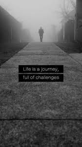 Life Is Challenge Image