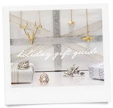 Holiday Gift Guide For Here  The Jewelry JournalChristmas Gifts For Gf 2014
