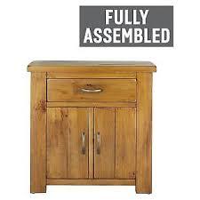 aston solid oak hidden. Arizona 2 Door 1 Drawer Sideboard \u2013 Solid Pine. Aston Oak Hidden