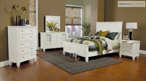 white beach furniture. Sandy Beach White Panel Bedroom Collection From Coaster Furniture U