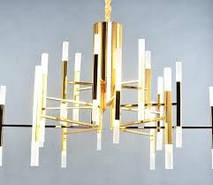 gold chandelier light table lamp lighting